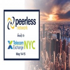 Peerless Network Hits the Road to Telecom Exchange NYC